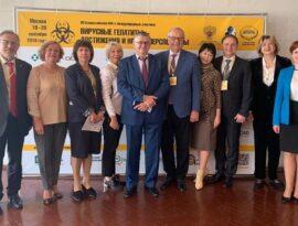 Заместитель министра Сергей Краевой выступил на конференции «Вирусные гепатиты – достижения и новые перспективы»