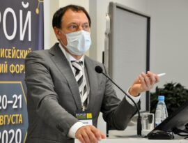 Второй Байкальско-Енисейский онкологический форум стал первым после эпидемии очным мероприятием в регионе